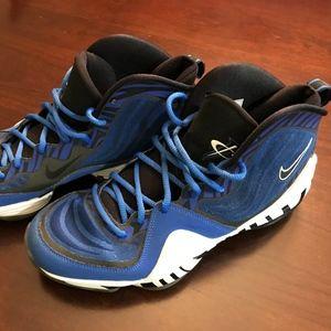 Nike Penny V Memphis Blue